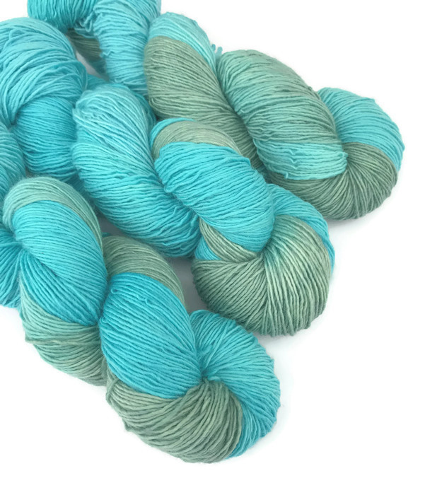 Bimini Beach Superwash Merino Sock Yarn
