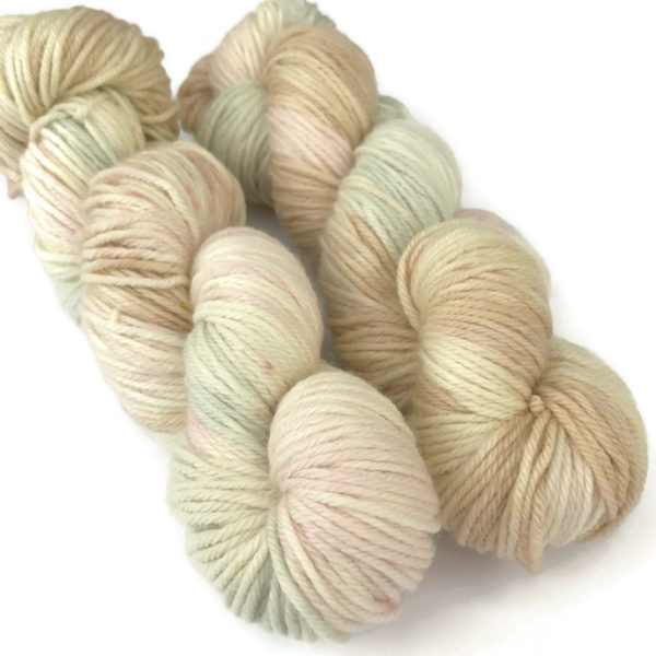 Cashmere And Pearls Worsted Superwash Wool Yarn