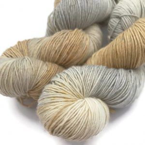 Precious Metals Merino Sock Weight Single