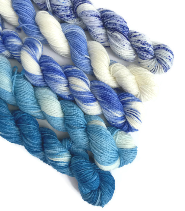 Sumbergh Head Mini Skein Set