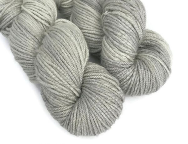 Overcast Worsted Superwash Yarn