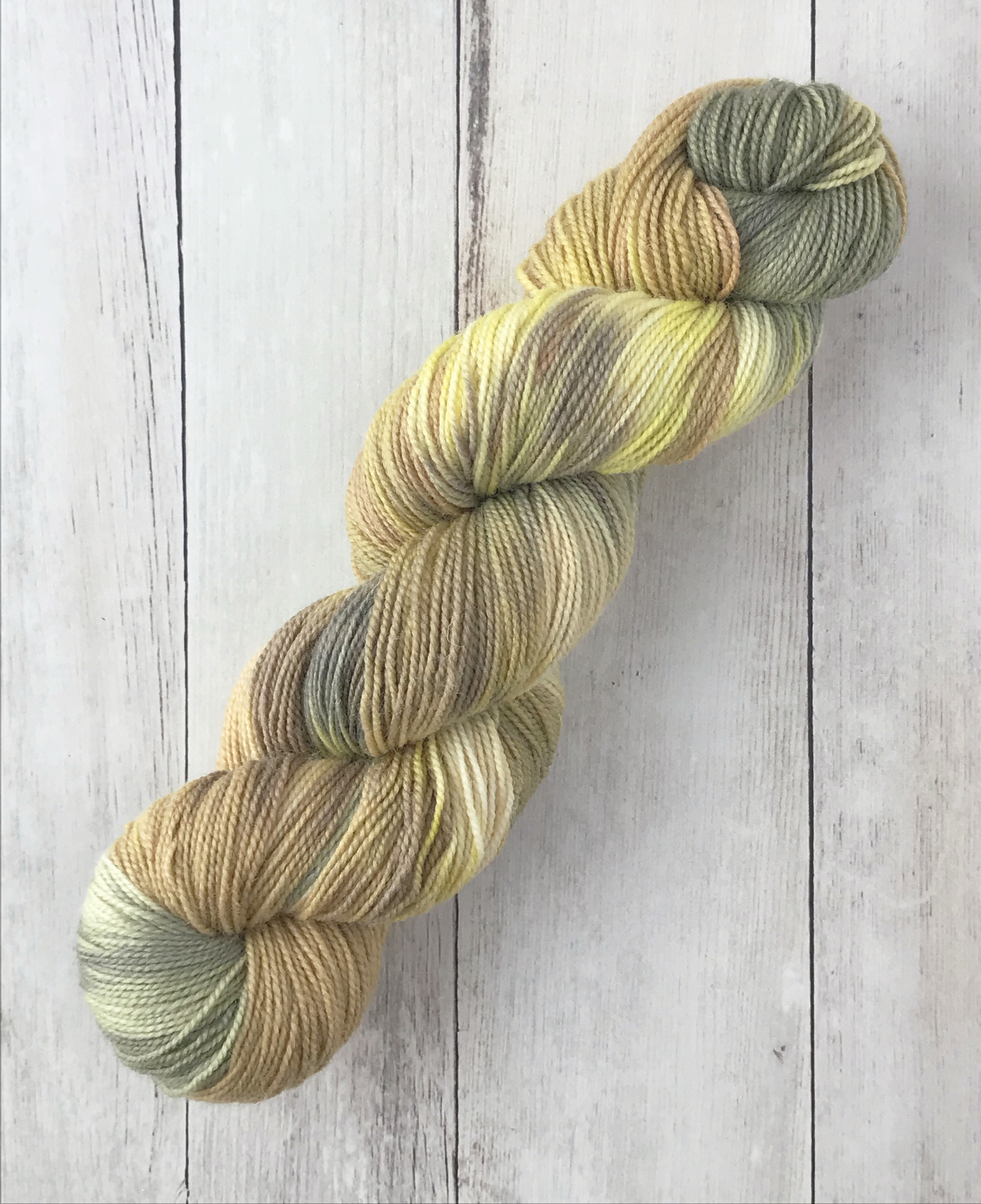 king of swords high twist sock1