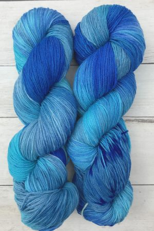 Favorite Dreidl Superwash Merino Sock Yarn