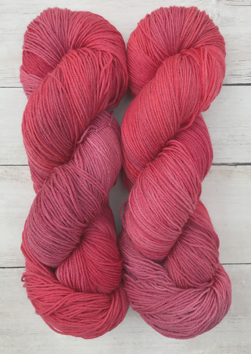 Holly Berry 75 25 Superwash Merino Nylon Yarn 800 px