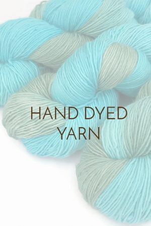 All Hand Dyed Yarn