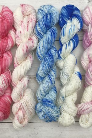 Summer Home Superwash Mini Skein Set