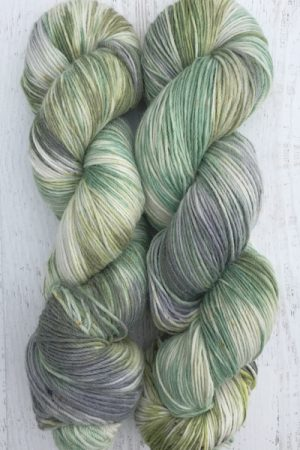 Mixed Herbs Alpaca/Merino Sock Yarn