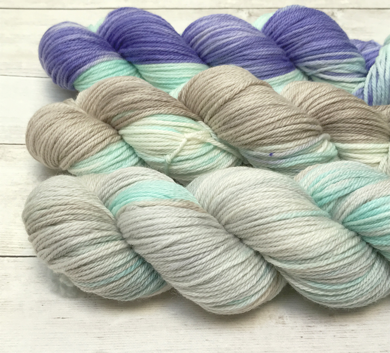 IMAGINE WORSTED SET 3