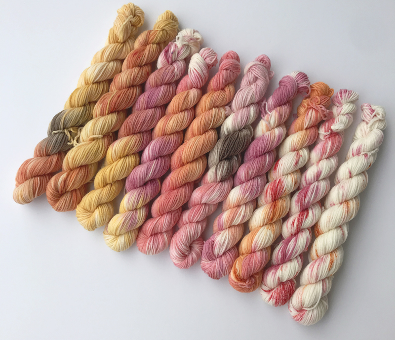 MARMALADE SKIES MINI SET 10 SKEINS