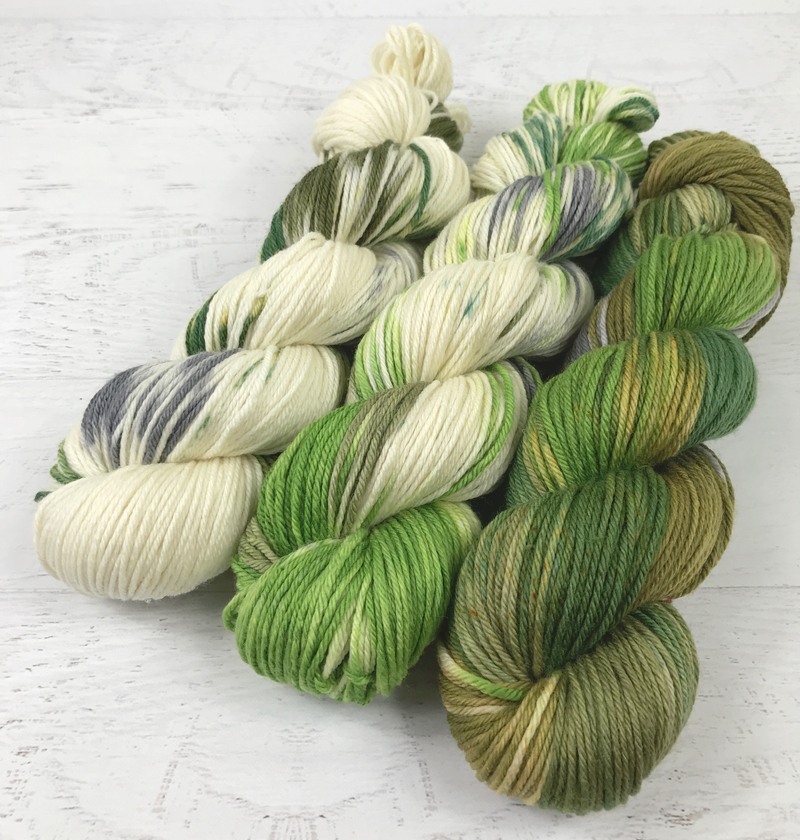 FOR THE LOVE OF MONEY WORSTED SET
