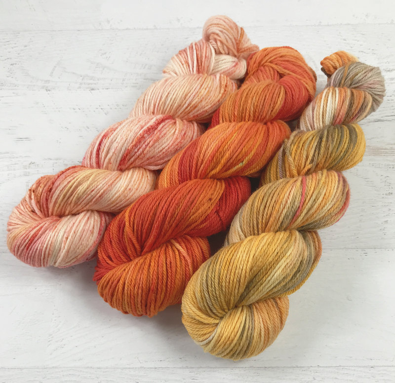 too hot worsted set